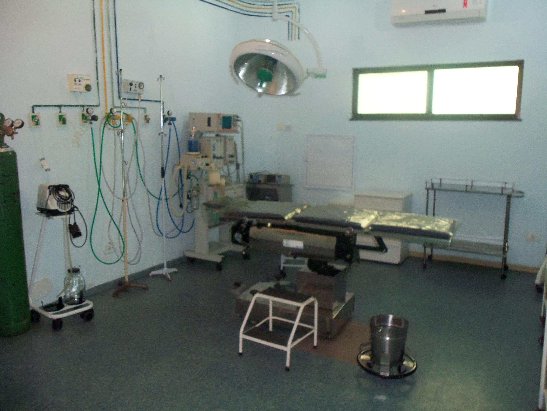 sala de cirurgias da clínica santa rita